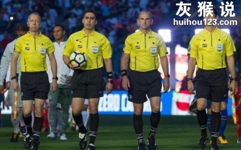 """中国足球再遭重大打击!中国知名裁判均被俄罗斯世界杯说""""NO"""""""